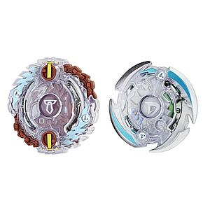 Beyblade Burst Evolution Dual Pack: Tyros T2 (Balance Type) and Doomscizor D2 (Defense Type)