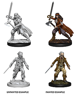 Dungeons & Dragons Nolzur's Marvelous Unpainted Miniatures: Vampire Hunters