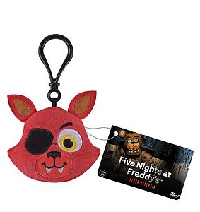 Mopeez Plush Keychain: Five Nights at Freddy's - Foxy (Vaulted)