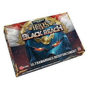 Warhammer 40,000: Heroes of Black Reach - Ultramarines Reinforcements
