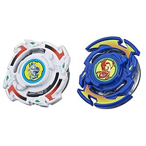 Beyblade Burst Evolution Dual Pack:  Dragoon Storm (Attack Type) and Dranzer S (Balance Type)