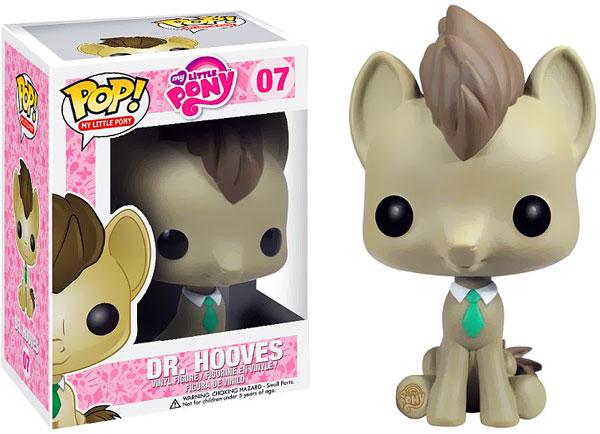 Pop! Television My Little Pony Vinyl Figure Doctor Hooves #07 (Vaulted)