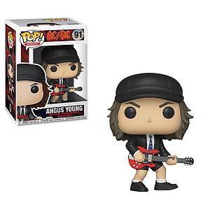 Pop! Rocks AC/DC Vinyl Figure Angus Young #91