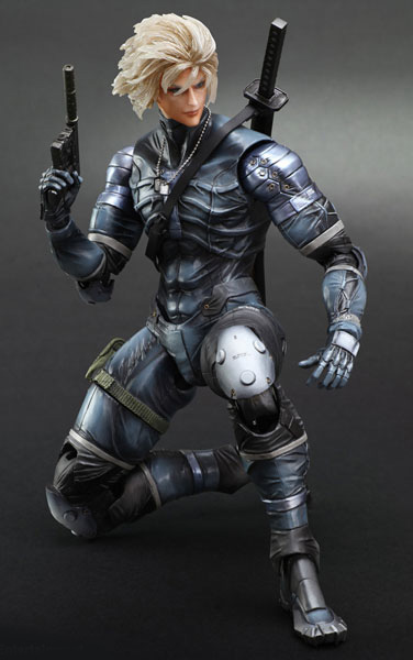 "Metal Gear Solid 2 Sons Of Liberty 8"" Play Arts Kai: Raiden"