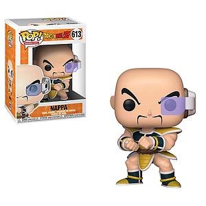 Pop! Animation Dragon Ball Z Vinyl Figure Nappa #613