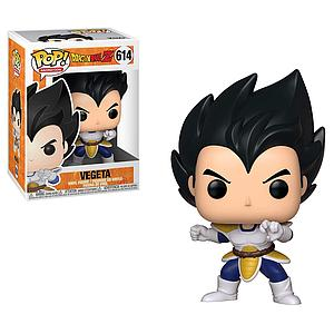 Pop! Animation Dragon Ball Z Vinyl Figure Vegeta #614