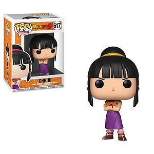 Pop! Animation Dragon Ball Z Vinyl Figure Chichi #617