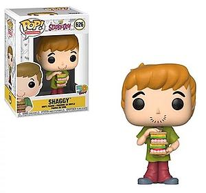 Pop! Animation Scooby-Doo Vinyl Figure Shaggy with Sandwich
