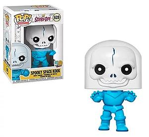 Pop! Animation Scooby-Doo Vinyl Figure Spooky Space Kook #628