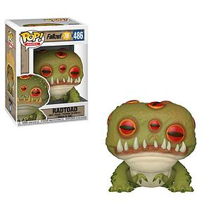 Pop! Games Fallout 76 Vinyl Figure Radtoad #486
