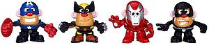 Mr. Potato Head Mixable Mashable Heroes 16 Pieces Marvel Superhero Collector Pack