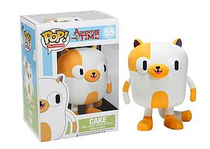 Pop! Television Adventure Time Vinyl Figure Cake #55 (Retired)