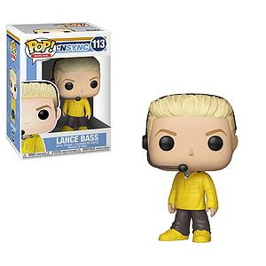Pop! Rocks NSYNC Vinyl Figure Lance Bass #113