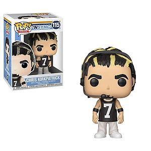 Pop! Rocks NSYNC Vinyl Figure Chris Kirkpatrick #115