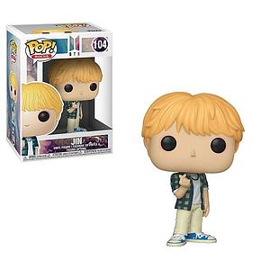 Pop! Rocks BTS Vinyl Figure Jin #104