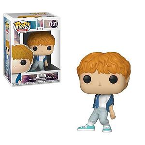 Pop! Rocks BTS Vinyl Figure Jimin #101