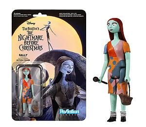ReAction Figures Nightmare Before Christmas Series Sally