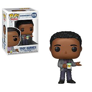 Pop! Television Community Vinyl Figure Troy Barnes #839