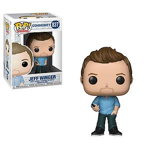 Pop! Television Community Vinyl Figure Jeff Winger #837
