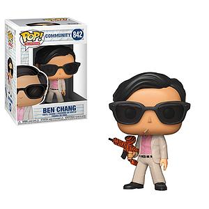 Pop! Television Community Vinyl Figure Ben Chang #842