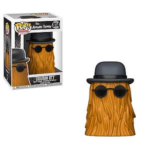 Pop! Television The Addams Family Vinyl Figure Cousin Itt #814
