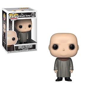 Pop! Television The Addams Family Vinyl Figure Uncle Fester #813