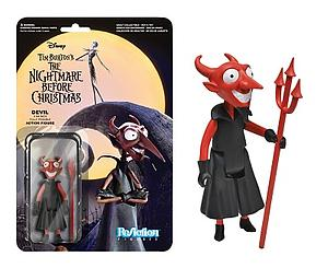 ReAction Figures Nightmare Before Christmas Series Devil (Vaulted)