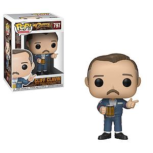 Pop! Television Cheers Vinyl Figure Cliff Clavin #797