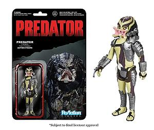 ReAction Figures Predator Series Open-Mouth Predator (Vaulted)