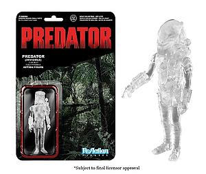 ReAction Figures Predator Series Stealth Predator (Vaulted)