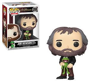 Pop! Icons Vinyl Figure Jim Henson