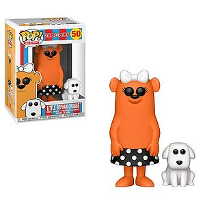 Pop! Icons Otter Vinyl Figure Little Orphan Orange