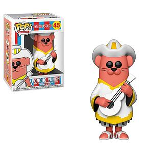 Pop! Icons Otter Vinyl Figure Poncho Punch