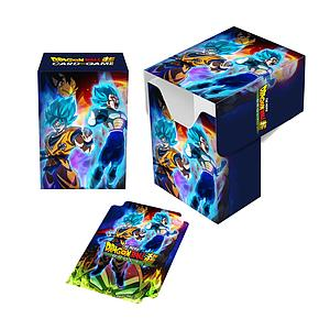 Dragon Ball Super Deck Box: Goku, Vegeta & Broly