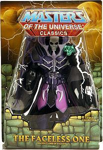 "He-Man & the Masters of the Universe Classics 6"": The Faceless One"