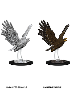 Pathfinder Deep Cuts Unpainted Miniatures: Giant Eagle