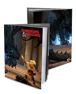 Dungeons & Dragons 18-Pocket Character Portfolio: Shadow Dragon