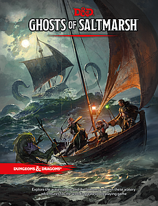 Dungeons & Dragons: Ghosts of Saltmarsh
