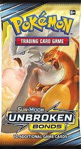 Pokemon Trading Card Game: Sun & Moon (SM10) Unbroken Bonds Booster Pack