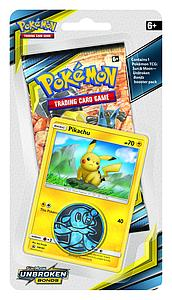 Pokemon Trading Card Game: Sun & Moon (SM10) Unbroken Bonds Checklane Blister Pack - Pikachu