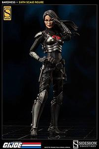 Sideshow Collectibles 1/6 Scale G.I Joe Figure: Baroness