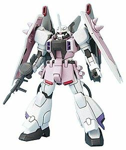Gundam High Grade Gundam Seed 1/144 Scale Model Kit: Blaze Zaku Phantom (Rey Za Burrel Custom) #28