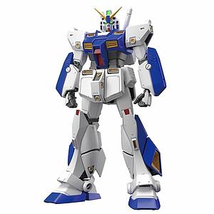 Gundam Master Grade 1/100 Scale Model Kit: Gundam NT-01 (Version 2.0)