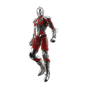 Ultraman 1/12 Scale Model Kit: Ultraman [B Type]
