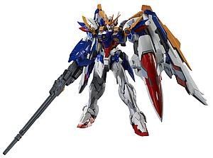 Gundam High-Resolution Model 1/100 Scale Model Kit: Wing Gundam EW