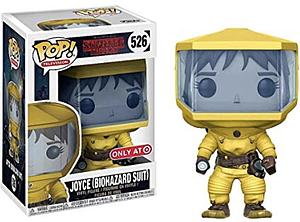 Pop! Television Stranger Things Vinyl Figure Joyce (Biohazard Suit) #526 Target Exclusive