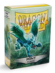 Dragon Shield Sleeves Standard Size: Classic Mint