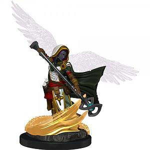 Dungeons & Dragons Icons of the Realms Premium Painted Miniatures: Aasimar Wizard (Female)