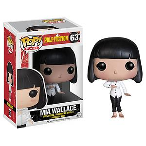 Pop! Movies Pulp Fiction Vinyl Figure Mia Wallace #63 (Vaulted)