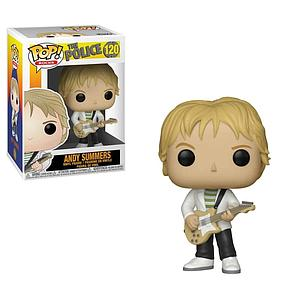 Pop! Rocks The Police Vinyl Figure Andy Summers #120